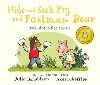 Tales From Acorn Wood: Hide-and-Seek Pig and Postman Bear